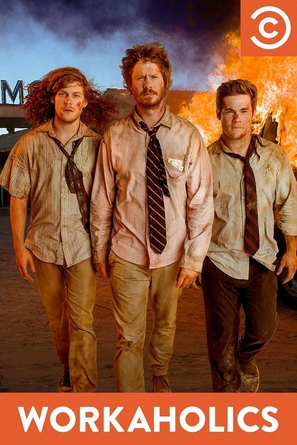 """Workaholics"" - Movie Poster (thumbnail)"
