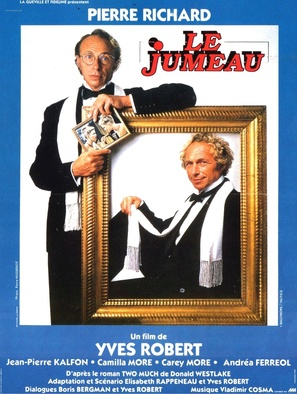 Jumeau, Le - French Movie Poster (thumbnail)