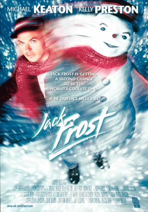 Jack Frost - Movie Poster (thumbnail)