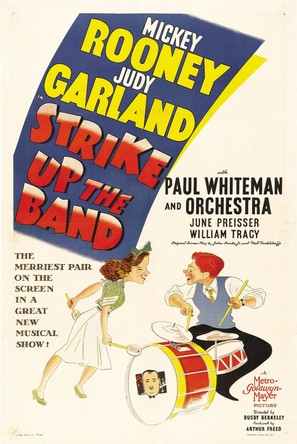 Strike Up the Band - Movie Poster (thumbnail)