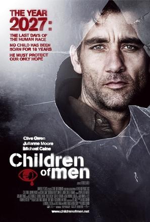 Children of Men - Movie Poster (thumbnail)