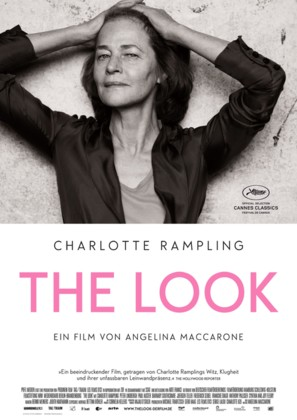 The Look - German Movie Poster (thumbnail)