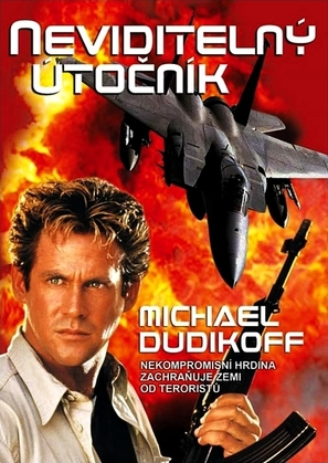 Black Thunder - Czech Movie Cover (thumbnail)