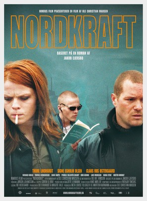 Nordkraft - Danish Movie Poster (thumbnail)