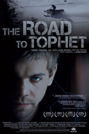 The Road to Tophet - Canadian Movie Poster (thumbnail)