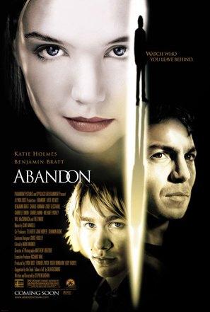 Abandon - Movie Poster (thumbnail)