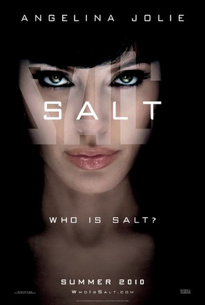 Salt - Movie Poster (thumbnail)
