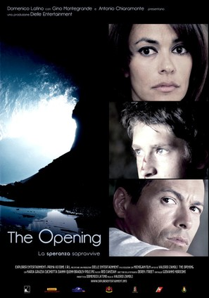 The Opening - Italian Movie Poster (thumbnail)