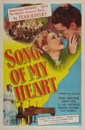 Song of My Heart - Movie Poster (thumbnail)