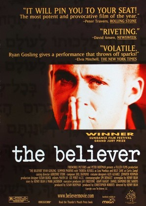The Believer - Movie Poster (thumbnail)