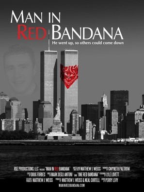 Man in Red Bandana - Movie Poster (thumbnail)