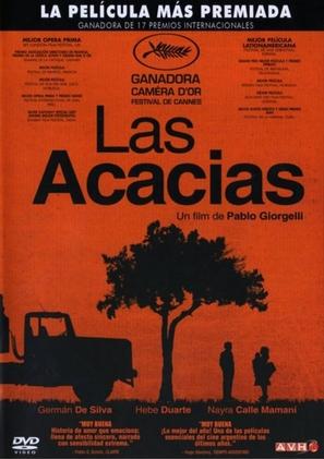 Las acacias - Argentinian Movie Cover (thumbnail)