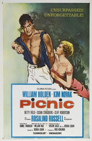 Picnic - Movie Poster (thumbnail)