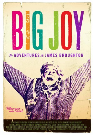 Big Joy: The Adventures of James Broughton - Movie Poster (thumbnail)