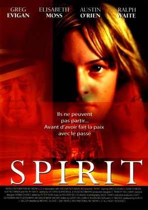 Spirit - French DVD movie cover (thumbnail)