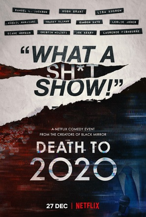 Death to 2020 - Movie Poster (thumbnail)