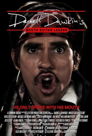 Darnell Dawkins: Mouth Guitar Legend - Movie Poster (thumbnail)