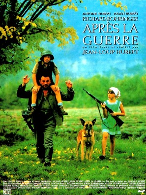 Après la guerre - French Movie Poster (thumbnail)