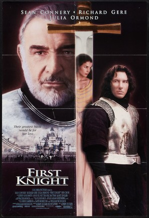 First Knight - Theatrical poster (thumbnail)