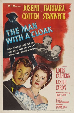 The Man with a Cloak - Movie Poster (thumbnail)