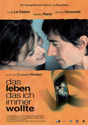 Vita che vorrei, La - German poster (thumbnail)