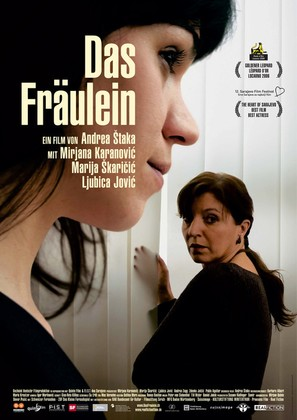 Das Fräulein - German poster (thumbnail)