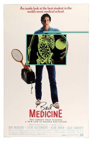 Bad Medicine - Movie Poster (thumbnail)