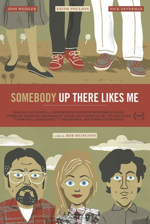 Somebody Up There Likes Me - Movie Poster (thumbnail)