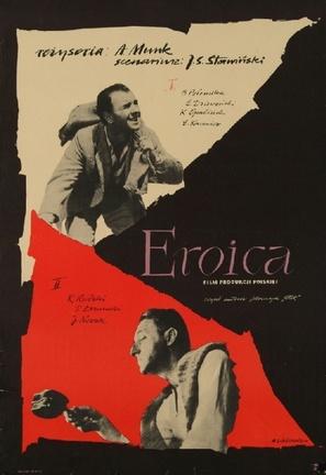 Eroica - Polish Movie Poster (thumbnail)