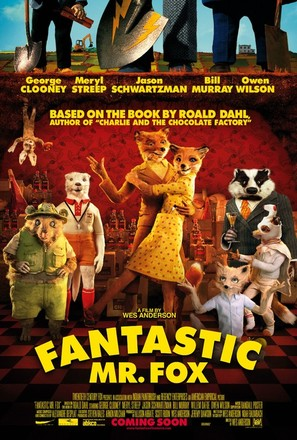 Fantastic Mr. Fox - Movie Poster (thumbnail)