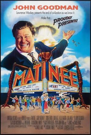 Matinee - Movie Poster (thumbnail)