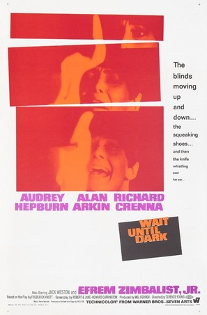 Wait Until Dark - Movie Poster (thumbnail)