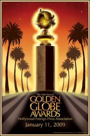 The 66th Annual Golden Globe Awards - Movie Poster (thumbnail)