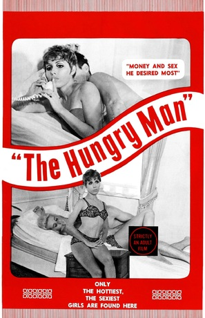 The Hungry Man - Movie Poster (thumbnail)