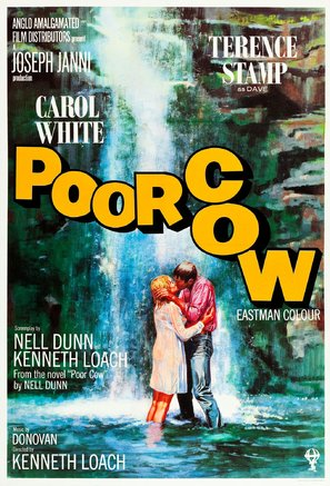 Poor Cow - British Movie Poster (thumbnail)
