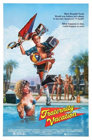 Fraternity Vacation - Movie Poster (thumbnail)