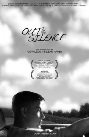 Out in the Silence - Movie Poster (thumbnail)