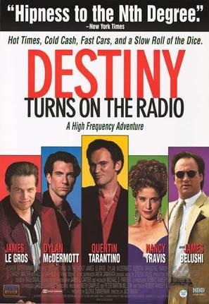Destiny Turns on the Radio - Movie Poster (thumbnail)