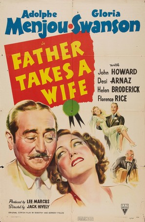 Father Takes a Wife - Movie Poster (thumbnail)