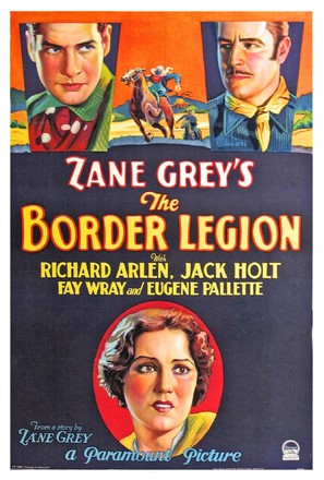 The Border Legion - Movie Poster (thumbnail)