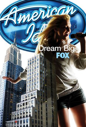 """American Idol: The Search for a Superstar"" - Movie Poster (thumbnail)"