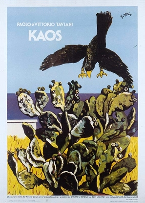 Kaos - Italian Movie Poster (thumbnail)