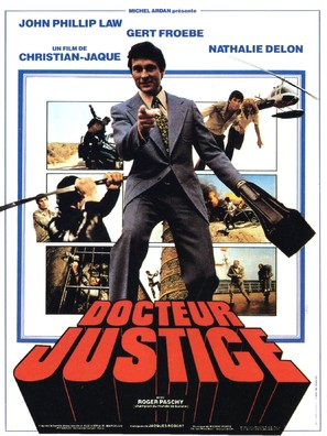Docteur Justice - French Movie Poster (thumbnail)