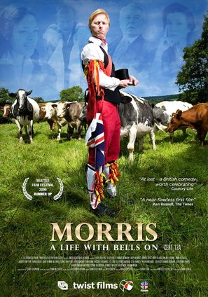Morris: A Life with Bells On - British Movie Poster (thumbnail)