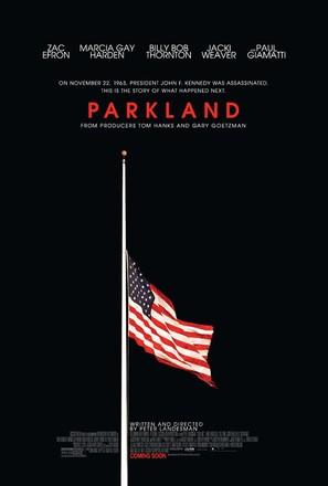 Parkland - Movie Poster (thumbnail)