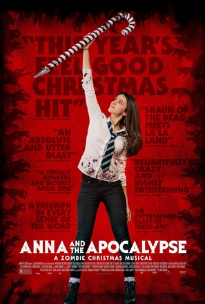 Anna and the Apocalypse - Movie Poster (thumbnail)