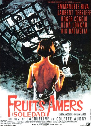 Fruits amers - Soledad - French Movie Poster (thumbnail)