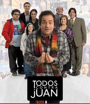 """Todos contra Juan"" - Argentinian Movie Cover (thumbnail)"