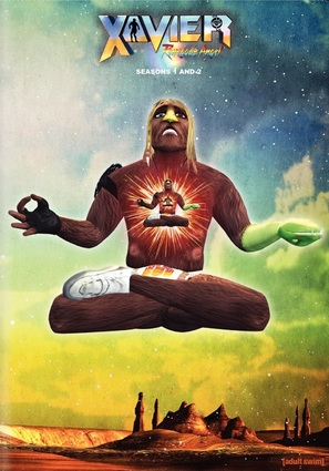 """Xavier: Renegade Angel"" - DVD movie cover (thumbnail)"