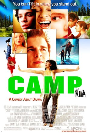 Camp - Movie Poster (thumbnail)